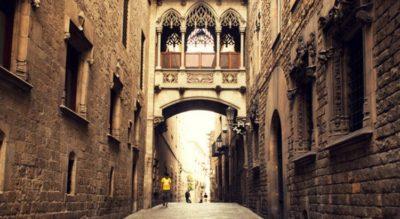 Barrio gótico Quartier Gothique de Barcelone - Готический квартал