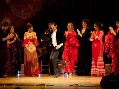 The Tablao Flamenco El Tablao Le Tablao Flamenco - Шоу фламенко